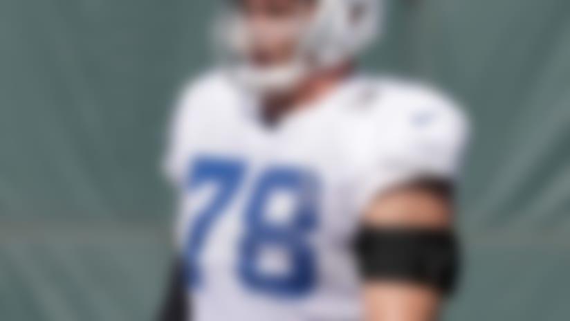 Injury roundup: Colts' Ryan Kelly still week to week