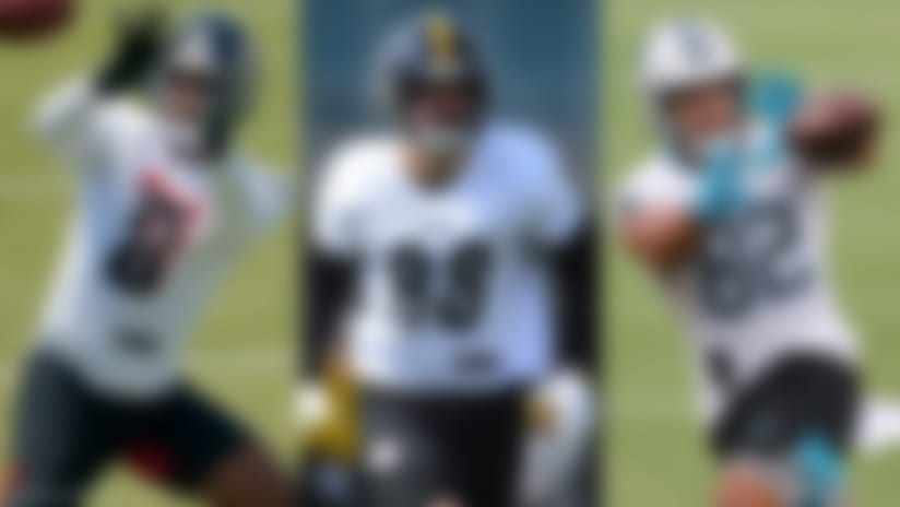 Projecting Top 5 rookie TEs in '21