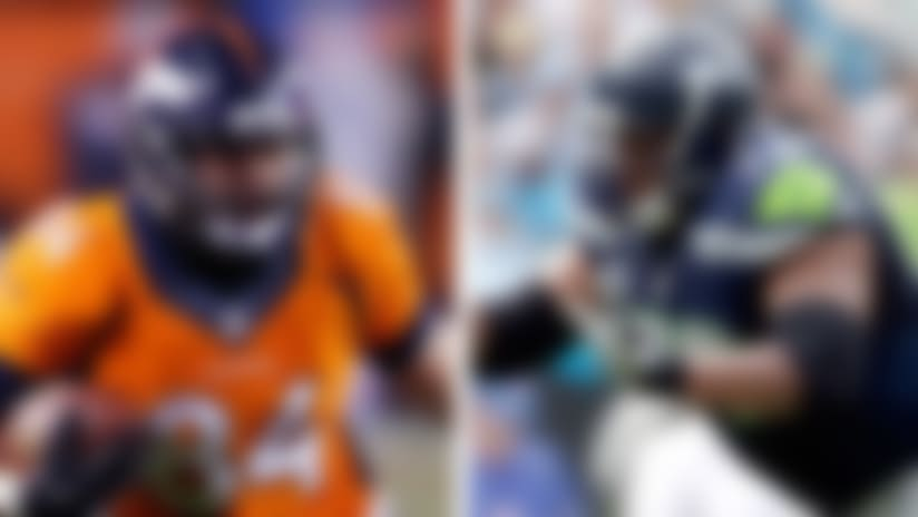 Who are the quiet leaders of Broncos, Seahawks?