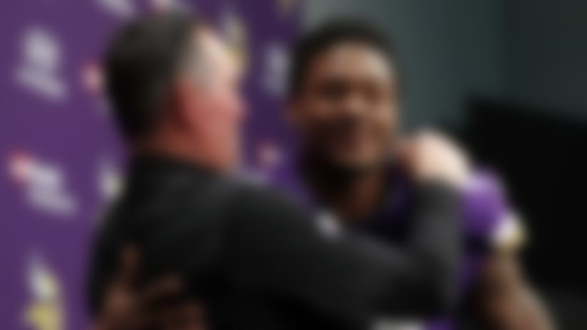 Zimmer: Diggs trade wasn't about getting rid of 'pain in the butt'