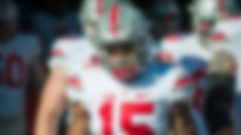 Charles Davis' top 50 prospects for 2016 NFL Draft