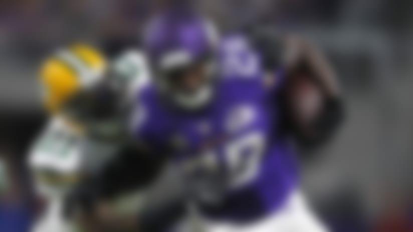 Adrian Peterson will start for Minnesota Vikings vs. Colts