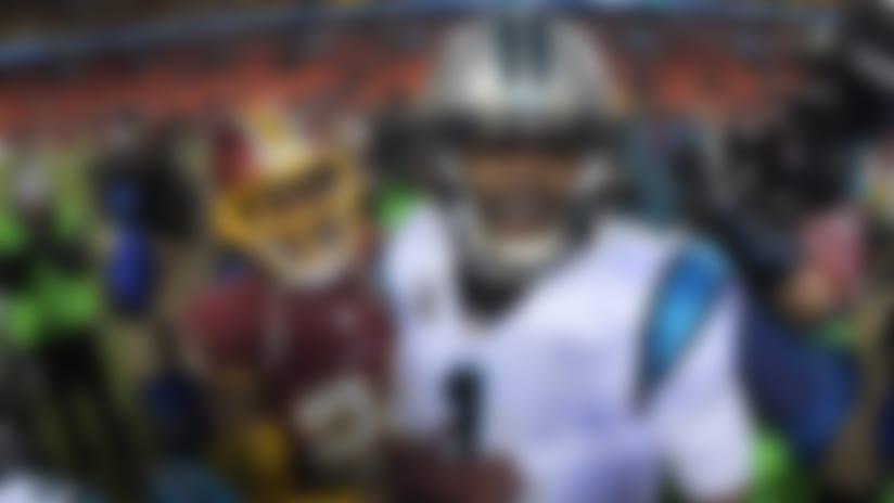 Next Gen Stats: Cam Newton foils Norman's revenge