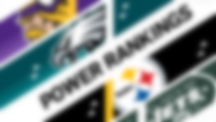 NFL Power Rankings, Week 4: New England Patriots back on top