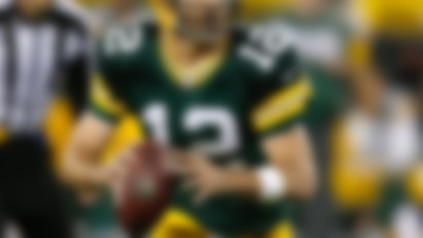 What we learned: Rodgers continues to raise his game