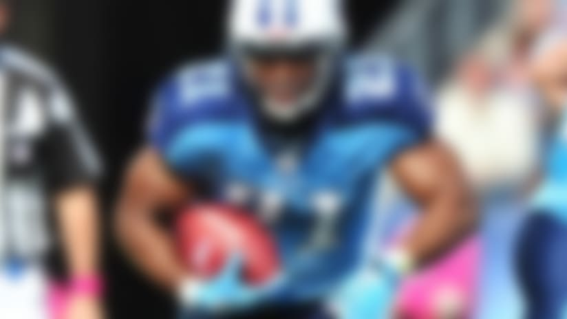 Javon Ringer of Tennessee Titans: 'I could have lost my arm'