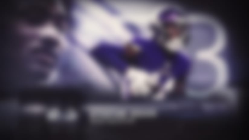 'Top 100 Players of 2019': Minnesota Vikings wide receiver Stefon Diggs | No. 73
