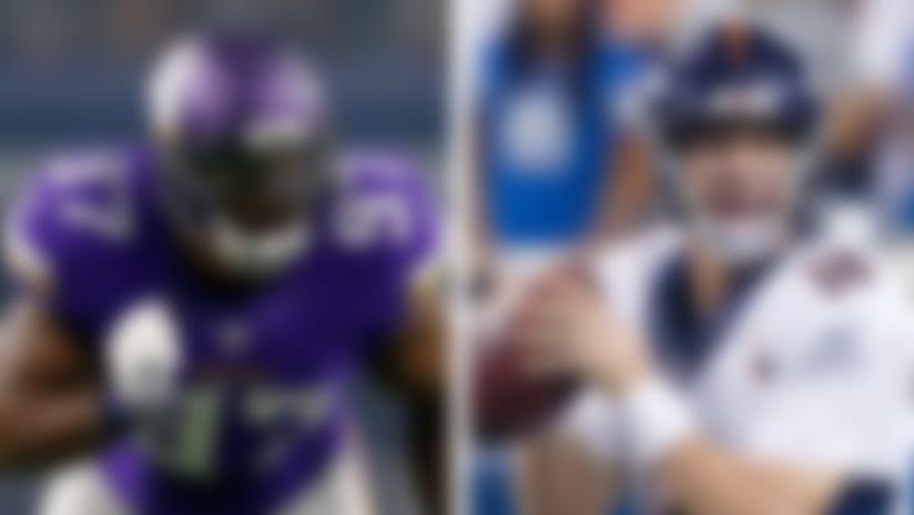Week 4 Cheat Sheet: Vikings look to attack Peyton Manning