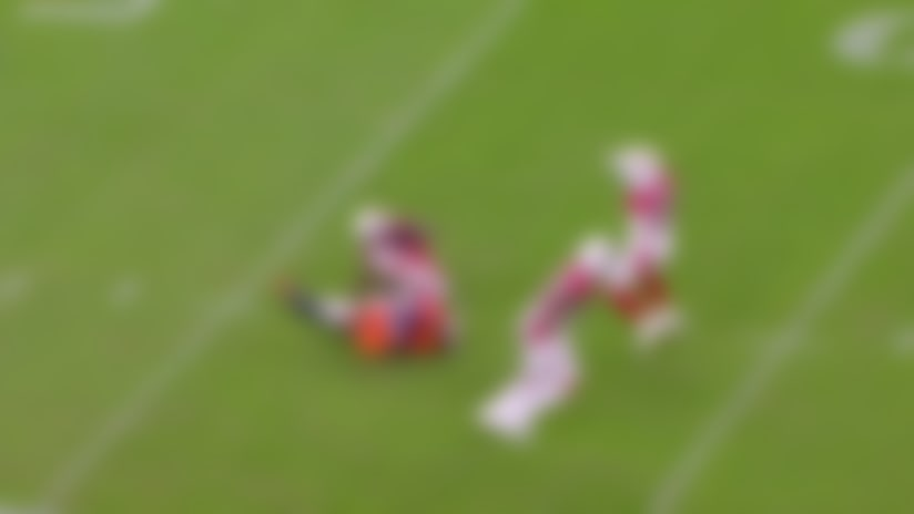 Can't-Miss Play: Brandon Williams grabs INT off deflection