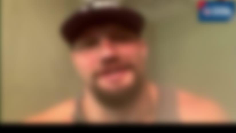 Lane Johnson details his invite-only OL summit