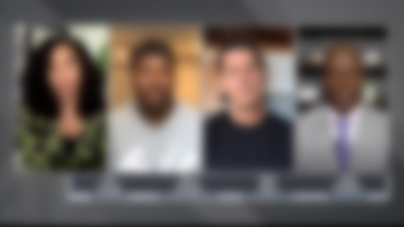 Ryan Russell, Billy Bean, Jeffri Chadiha explain challenges of players coming out before draft