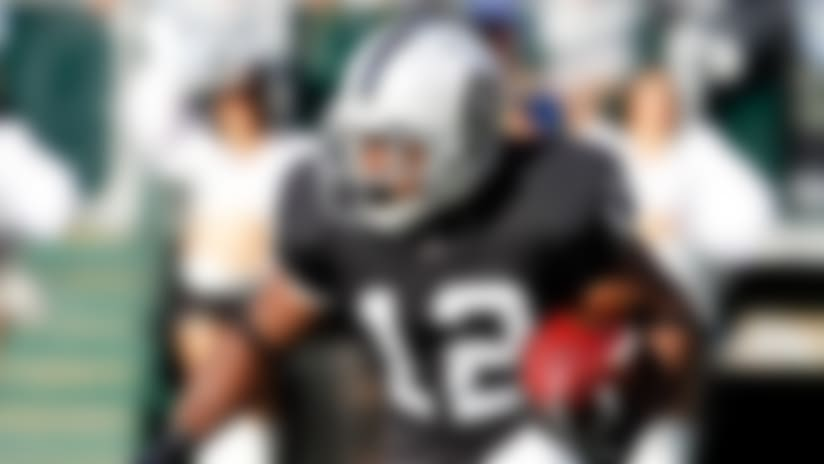 Jacoby Ford put on injured reserve by Oakland Raiders