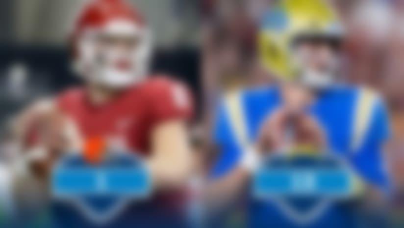Lance Zierlein mock draft 4.0: Chargers trade up for Josh Rosen