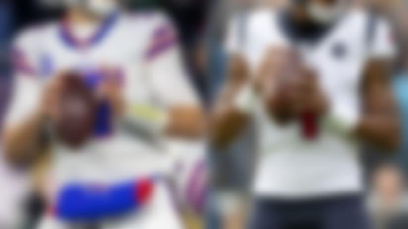 Bills-Texans: AFC Wild Card Weekend preview