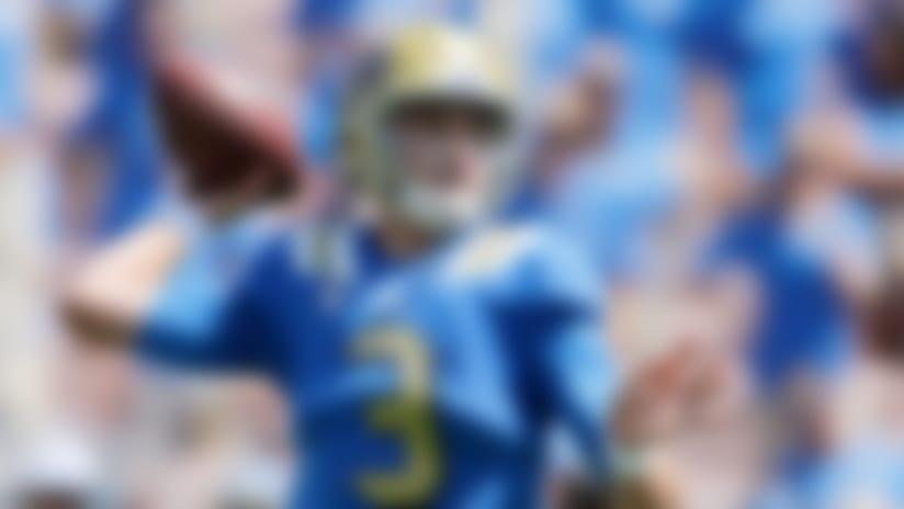 UCLA's Josh Rosen shreds Virginia in college debut