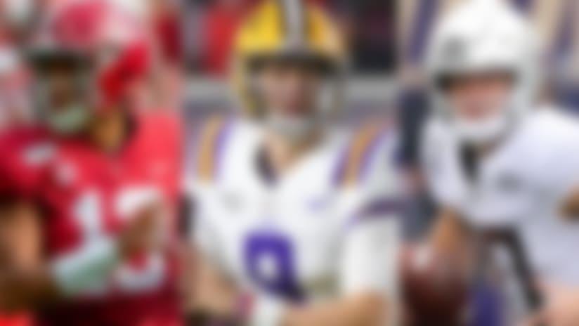 Maurice Jones-Drew NFL mock draft 2.0: Justin Herbert to Cincy