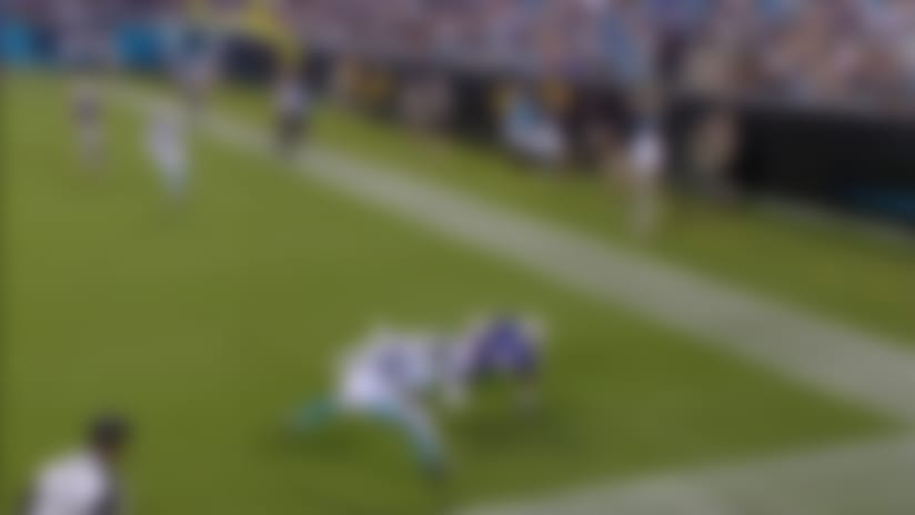 Duke Williams gets UP for picture-perfect TD catch