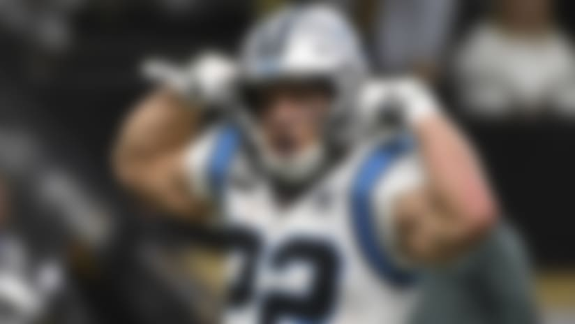 Fantasy targets and touches: Week 12