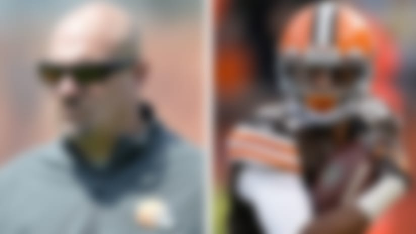 Browns' Pettine on Gilbert: 'I definitely see changes'