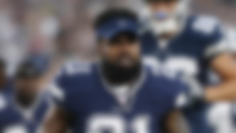 NFL: No 'grand conspiracy' regarding Ezekiel Elliott case