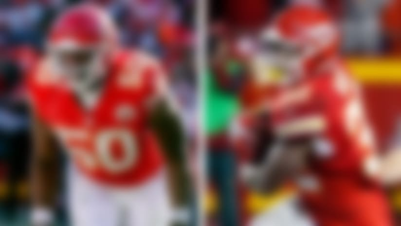 Injuries: Justin Houston, Spencer Ware in good shape