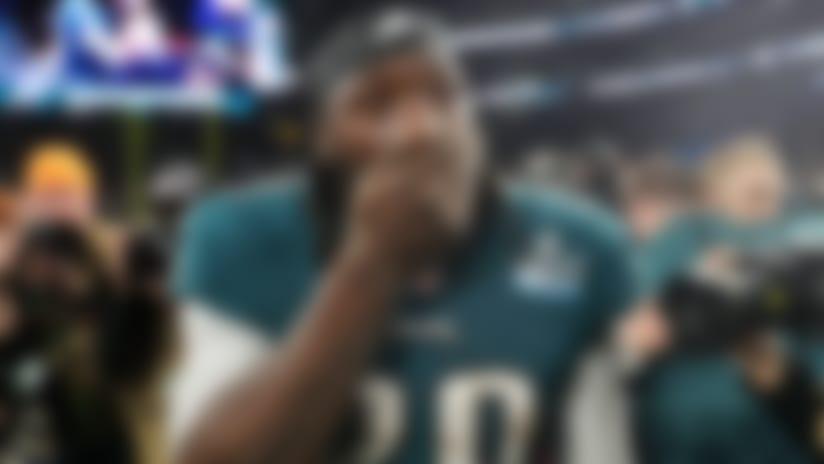 'America's Game': Blount savors Super Bowl LII revenge vs. Pats