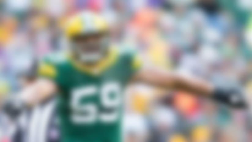 Philadelphia Eagles sign ex-Packers LB Brad Jones