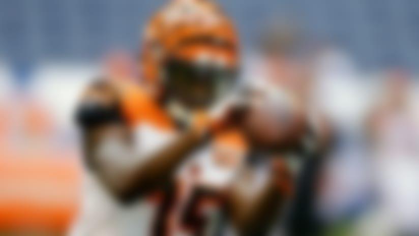 Injuries: Bengals WR John Ross suffers knee injury