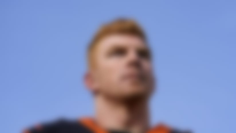 Bengals QB Andy Dalton at peace even with uncertain future
