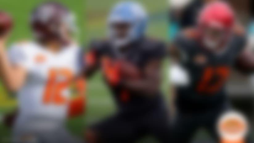 Takeaways from Reese's Senior Bowl