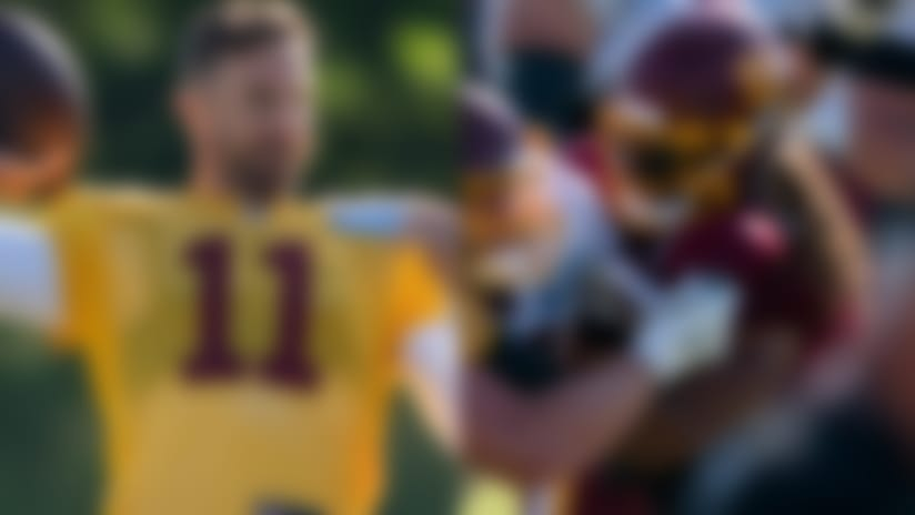 Training Camp Buzz: Washington gets first look at Alex Smith, Chase Young in pads