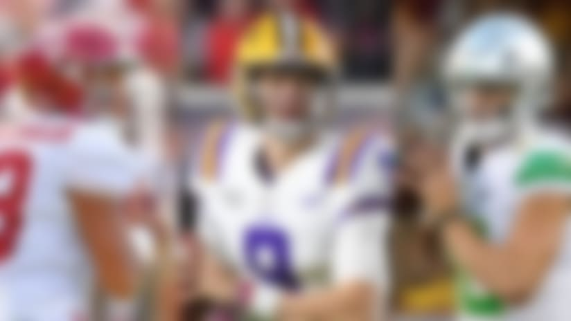 Lance Zierlein NFL mock draft 2.0: Dolphins go get Joe Burrow