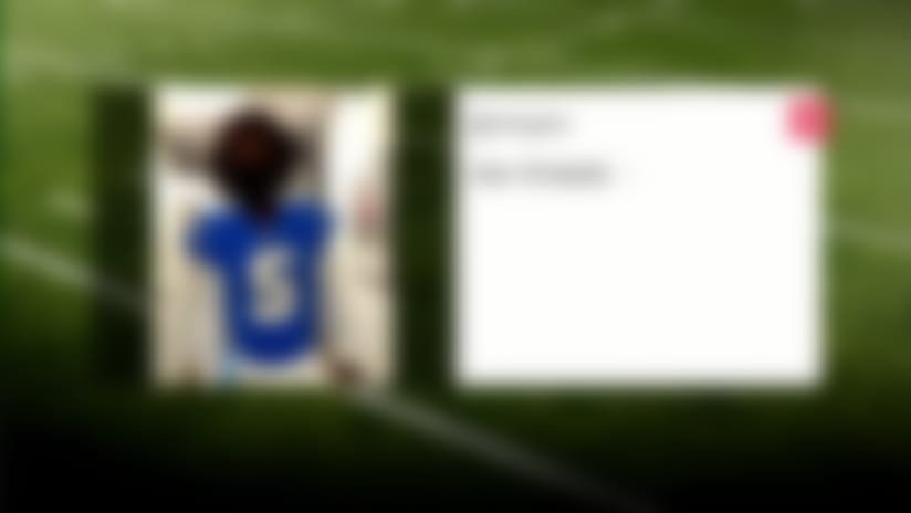 First look: Tyrod Taylor shows off new Chargers uniform
