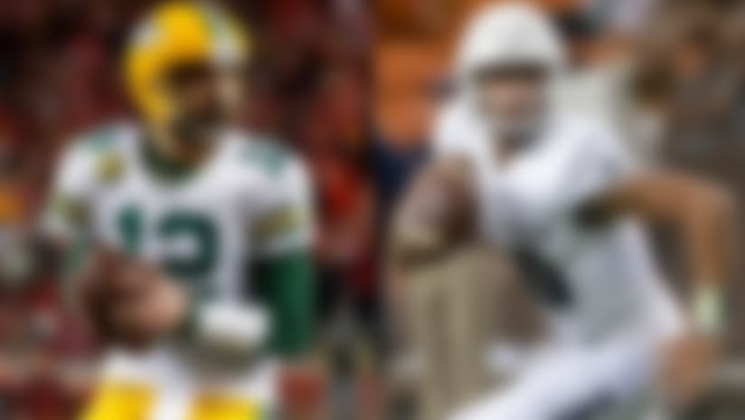 First-round conundrums linger for Aaron Rodgers, Packers