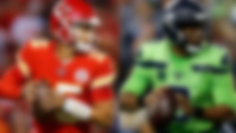 QB Index, Week 6: Russell Wilson catches Patrick Mahomes!
