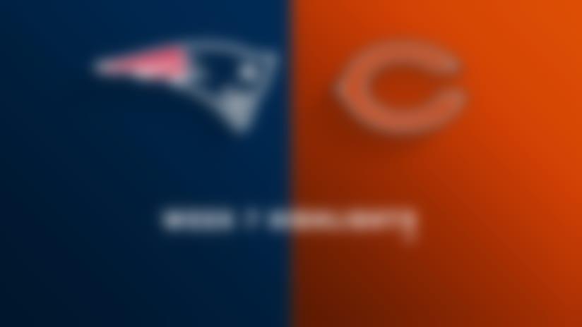 Patriots vs. Bears highlights | Week 7