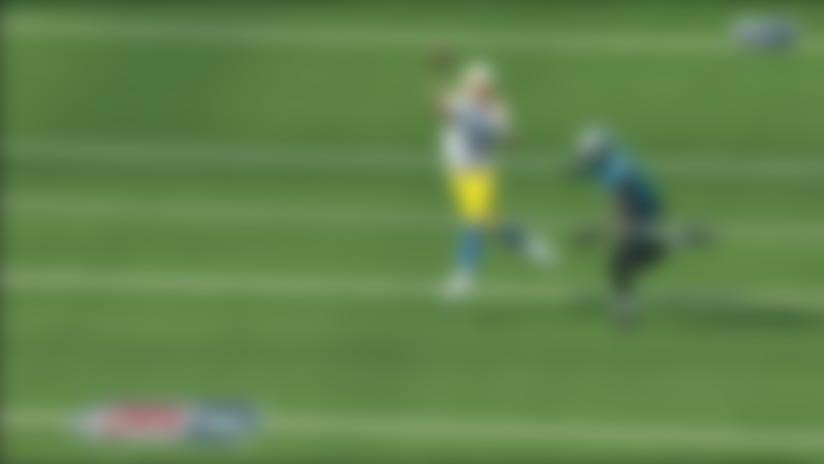 Justin Herbert's best plays vs. Panthers | Week 3