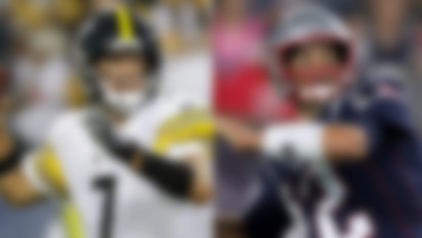 NFL Week 1 game picks: Patriots nip Steelers; Browns top Titans
