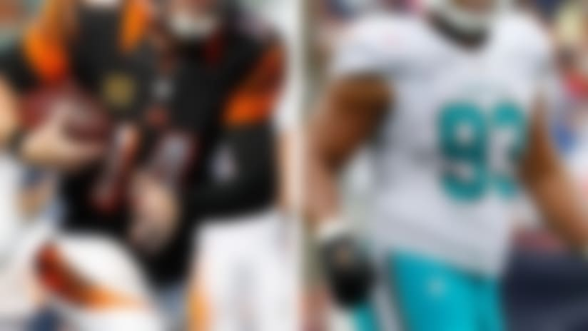 What to watch for in Dolphins-Bengals on 'TNF'