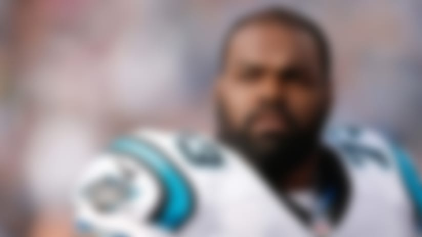 Panthers release offensive lineman Michael Oher