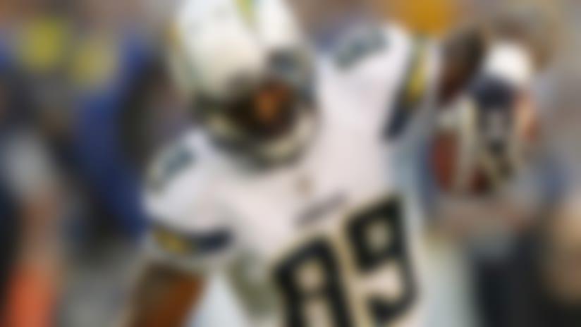 Chargers release veteran wide receiver James Jones