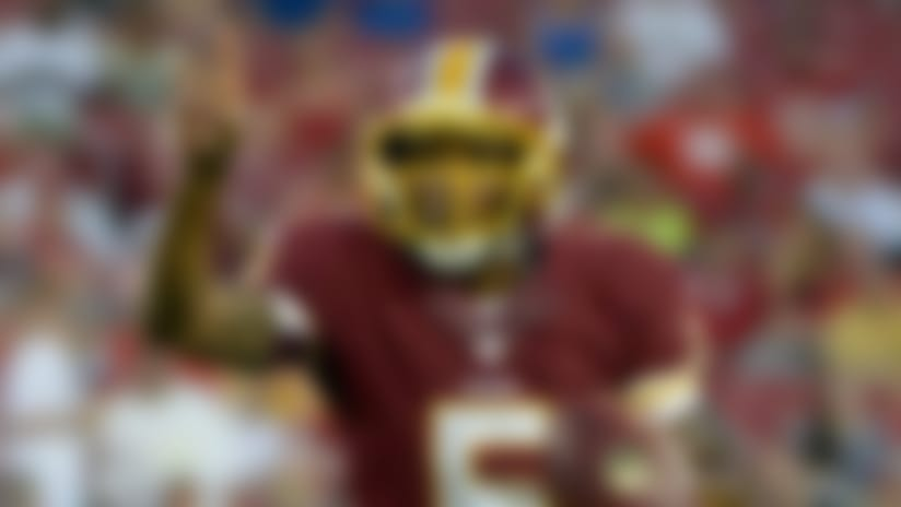 Pat White waived by Washington Redskins