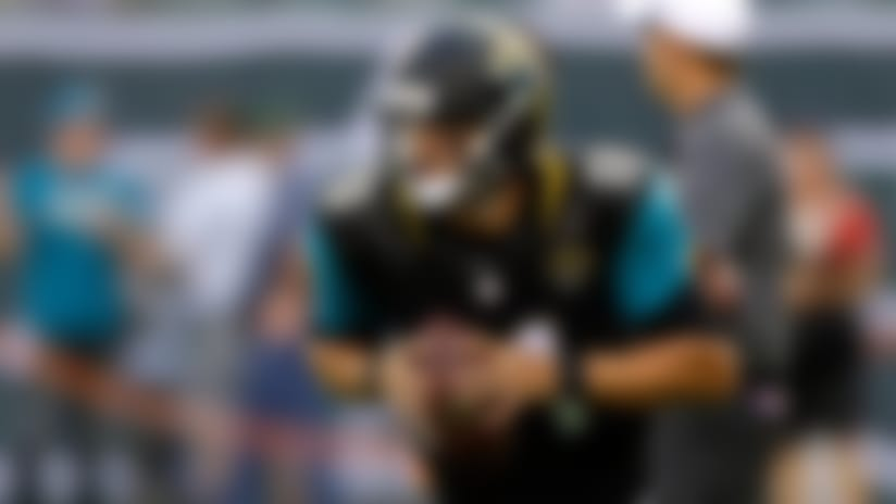 Blaine Gabbert to be Jacksonville Jaguars' starting QB