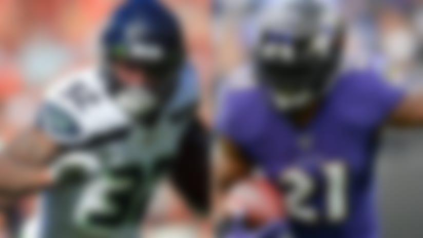 RB Index, Week 7: Chris Carson headlines NFL's hardest runners