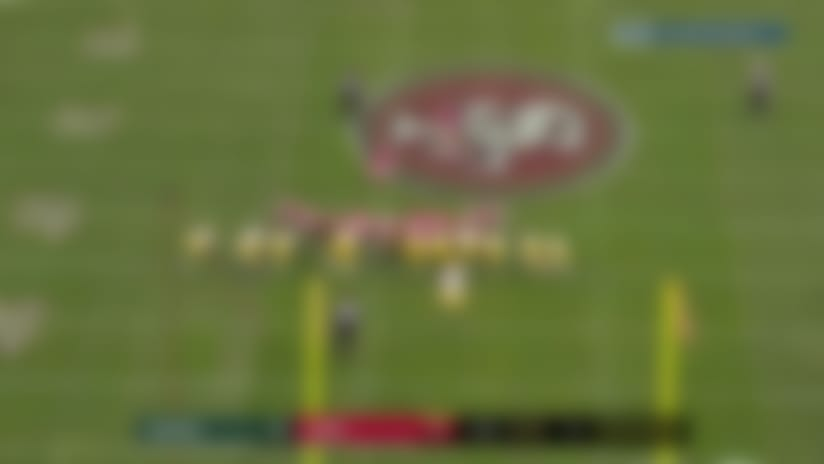 Robbie Gould drills 54-yard field goal