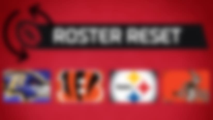 Roster Reset: AFC North heading to Super Bowl LI?