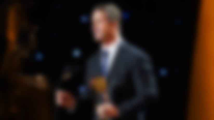 Ravens' John Harbaugh wins 2019 Coach of the Year