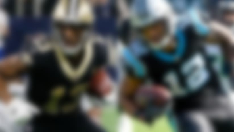 Players to start or sit for New Orleans Saints-Carolina Panthers on 'Monday Night Football'   NFL Fantasy Live