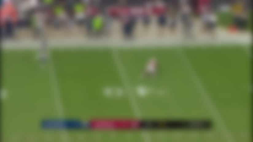 Wilson to Willson! Duo reconnects for critical third-down pickup