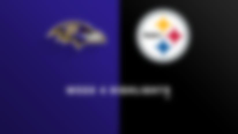 Ravens vs. Steelers highlights | Week 4